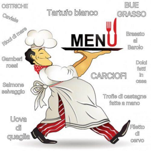 menu trattoria semino